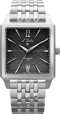 Купить Мужские швейцарские наручные часы L'Duchen D 451.10.21 по доступной цене