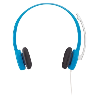 LOGITECH H150 Stereo Headset Blueberry