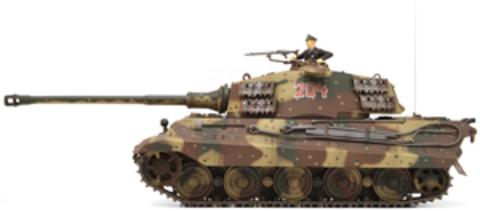 Радиоуправляемый танк VsTank King Tiger (стрельба, звук, детализация) (1:24) (код: A03102641)