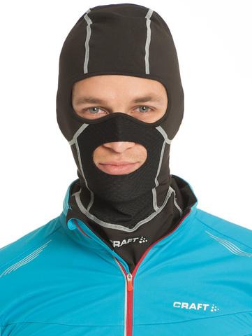 Шлем-маска Craft THERMAL Black