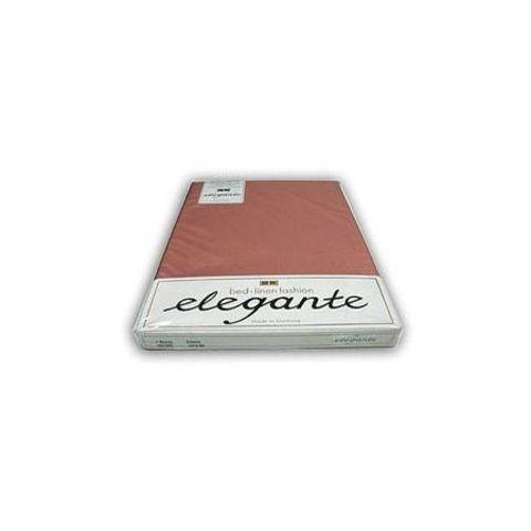 Элитная простыня сатиновая 6800 белая от Elegante