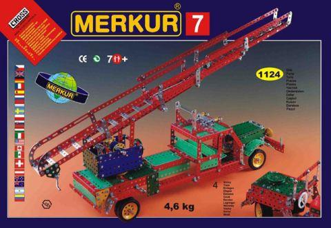 Merkur М-3703 Металлический конструктор MERKUR 7