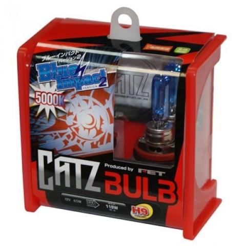 Газонаполненные лампы CATZ H9 CB910R (5000К)