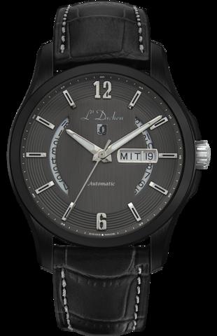 Купить Мужские швейцарские наручные часы L'Duchen D 263.71.21 по доступной цене
