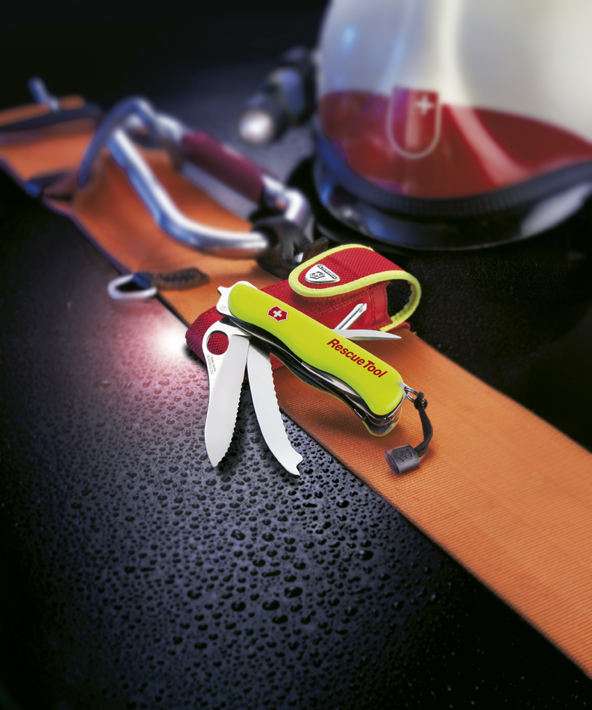 Швейцарский нож Victorinox Rescue Tool One Hand (0.8623.MWN)