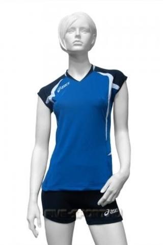 Asics Set Area Lady волейбольная синяя