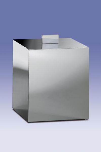 Ведро для мусора с крышкой 89139CR Metal от Windisch