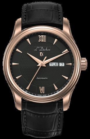 Купить Мужские швейцарские наручные часы L'Duchen D 253.41.21 по доступной цене