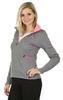 Толстовка Craft Active Logo Hood женская grey