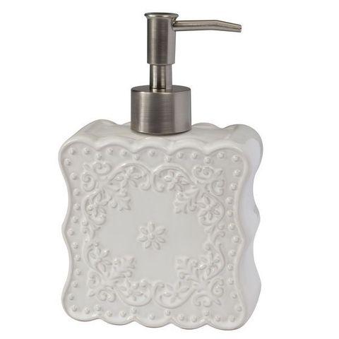 Дозатор для жидкого мыла Ruffles от Creative Bath