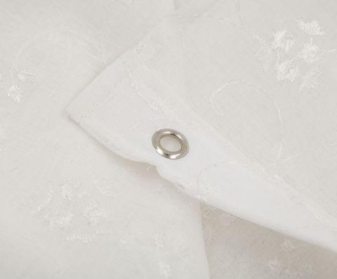 Элитная шторка для ванной 180х200 Pampa Beige от Arti-Deco