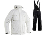 Зимний костюм 8848 Altitude парка Bruson/Kers мужской White/Black