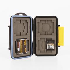 Защитный футляр для SD, CF, XD, MS карт