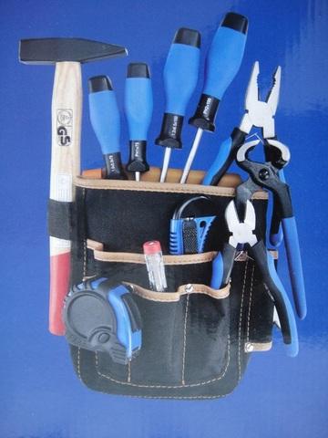 Набор инструмента UniPro U-812 12 предметов