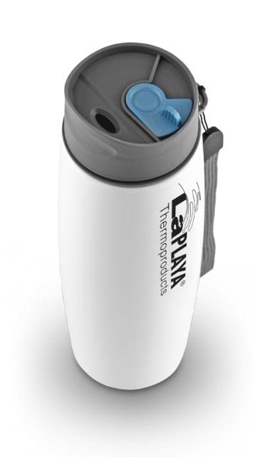 Термокружка La Playa Thermo Mug SS Strap (0,5 литра) белая