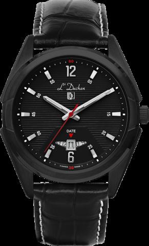 Купить Мужские швейцарские наручные часы L'Duchen D 191.71.31 по доступной цене