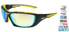 Спортивные солнцезащитные очки goggle VUSSO black