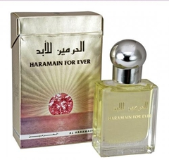 Духи натуральные масляные HARAMAIN FOR EVER/ Харамайн навсегда / унисекс / 15мл / ОАЭ/Al Haramain