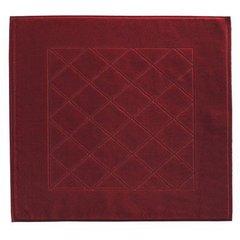 Элитный коврик для ванной Dreams burgundy от Vossen