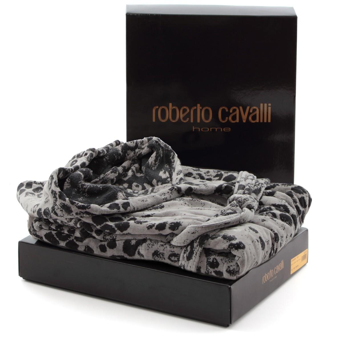 Халаты Халат велюровый Roberto Cavalli Giaguaro серый elitnyy-halat-velyurovyy-giaguaro-seryy-ot-roberto-cavalli-italiya.jpg