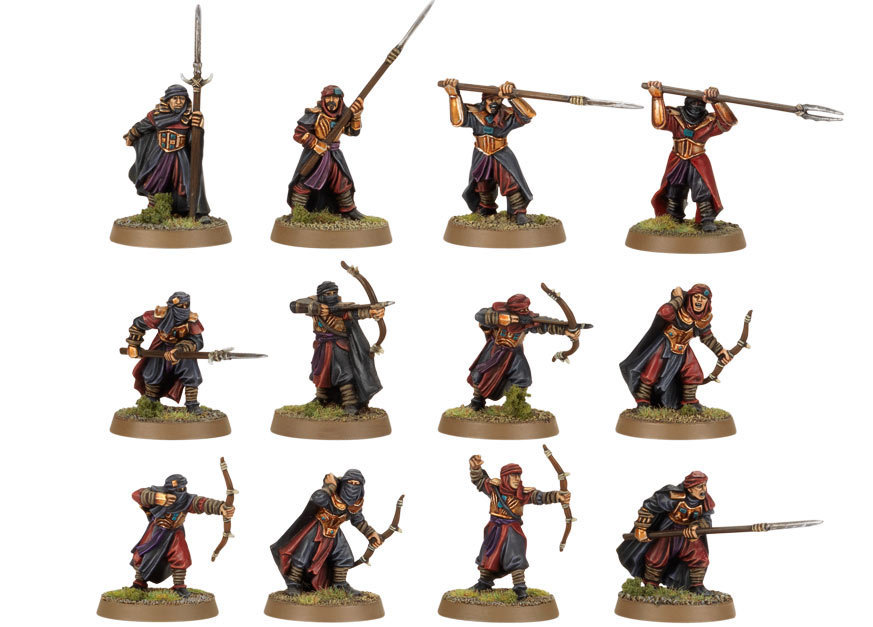Haradrim Warriors