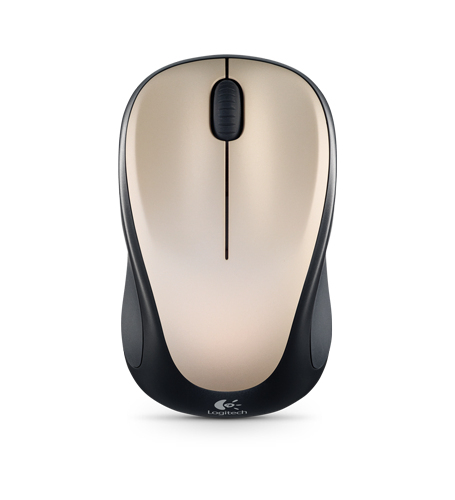 LOGITECH M235 Wireless Champagne