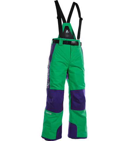 Брюки 8848 Altitude - Mowat JR Pant Green
