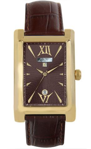 Купить Наручные часы L'Duchen D 531.22.18 по доступной цене