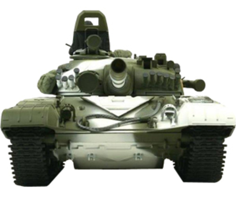 Радиоуправляемый танк VsTank T-72 M1 (стрельба, звук, детализация) (1:24) (код: A02105933)