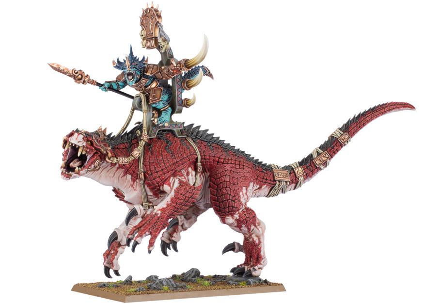 Carnosaur/Troglodon