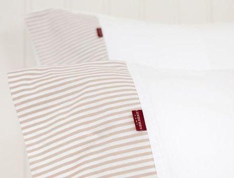 Постельное белье 1.5 спальное Luxberry Трикотаж Джерси бежевое