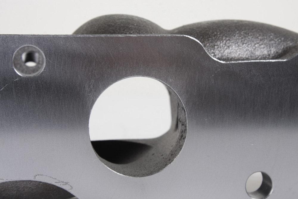 Турбоколлектор на TOYOTA Vios 05+ 1NZ-FE T25/T28 Flange