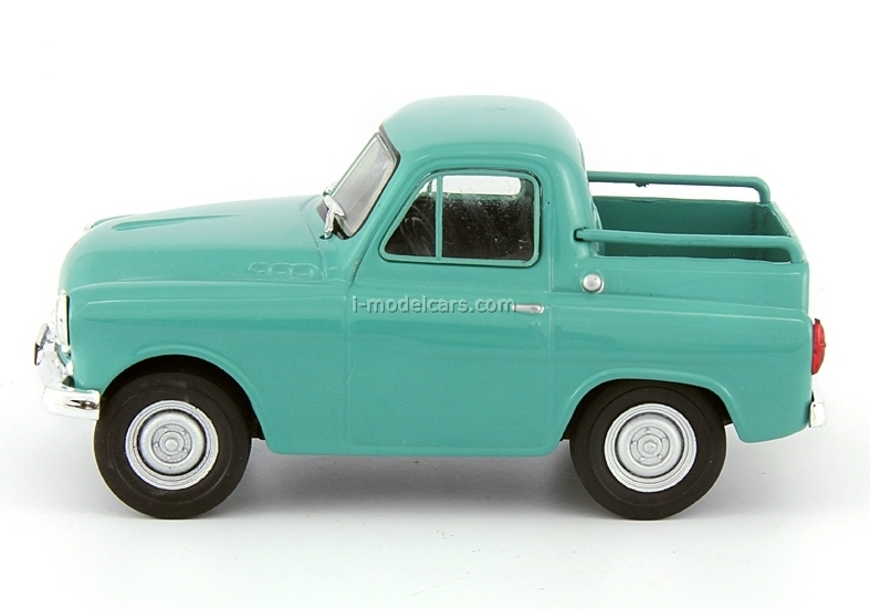 GAZ-M73 green 1:43 DeAgostini Auto Legends USSR #117
