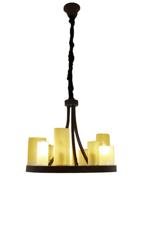 Kevin Reilly Altar Round pendant lamp D60