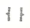 """Коннектор (1-5) Quest Beads """"Арабеска"""" (цвет-античное серебро) 31х10 мм"""