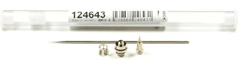 Краскораспылительный комплект 0.2 мм для Colani