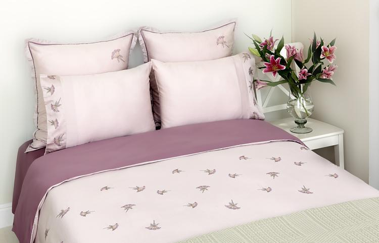 Пододеяльники Пододеяльник 150х210 Bovi Gardenia розовый komplekt-postelnogo-belya-gardenia-ot-bovi.jpg