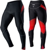 Лосины Noname Long O-Tights 2012 black-red