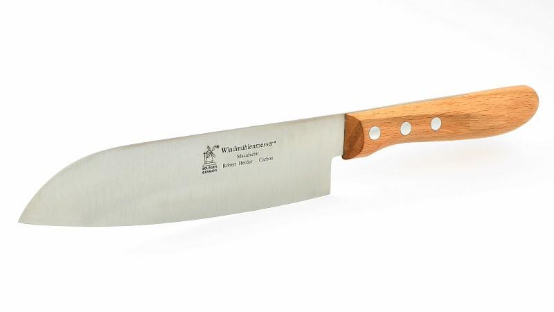 Нож Santoku 165 (слива) Robert Herder Solingen