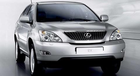 Гарант Консул 25001.R для LEXUS RX 350 /2006-2009/ А+ P