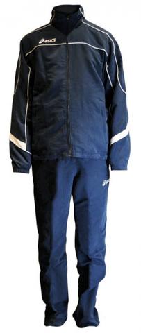Костюм спортивный Asics Suit America AW11 мужской тёмно-синий