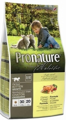 Pronature Holistic Kitten Growth Chicken And Sweet Potato
