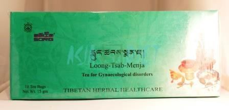 Чай от гинекологических расстройств Sorig «Loong-Tsab-Menja» Институт тибетской медицины и астрологии Мен-ци-кханг