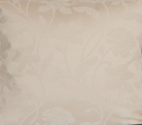 Дорожка на стол Proflax Fleur sand 50х160 песочная