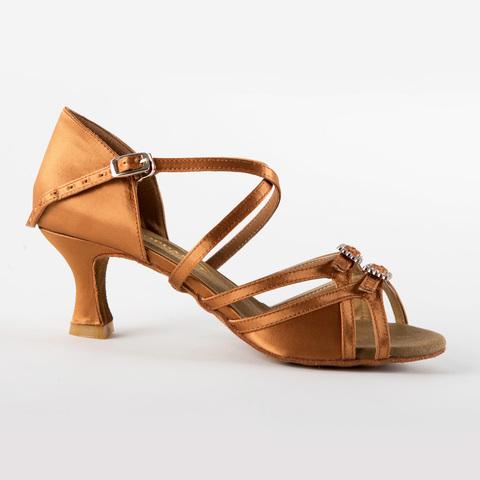 Туфли для латины с регулировкой полноты стопы арт.S297dt5