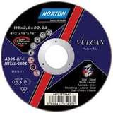Отрезной круг NORTON VULCAN по металлу диаметр 150 мм х 1,6