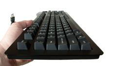 Das Keyboard 4 Professional — вид сбоку