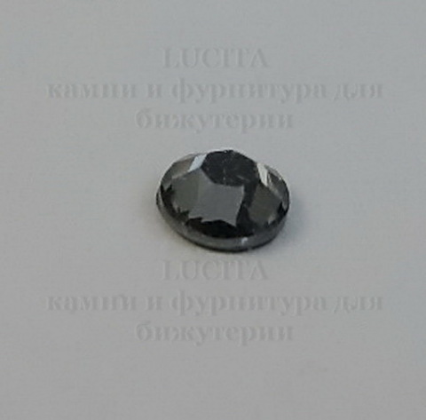 2028/2058 Стразы Сваровски горячей фиксации Crystal Silver Night ss12 (3-3,2 мм), 10 штук ()