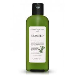 Шампунь Морские водоросли для ухода за нормальными волосами и нормальной кожей головы Hair soap with Seaweed