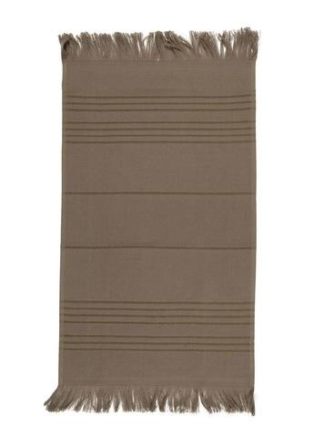Полотенце 50х70 Luxberry Simple шоколад